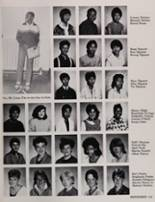 1986 West Seattle High School Yearbook Page 156 & 157