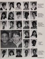1986 West Seattle High School Yearbook Page 158 & 159