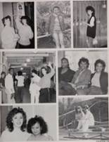 1986 West Seattle High School Yearbook Page 162 & 163