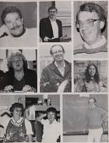 1986 West Seattle High School Yearbook Page 164 & 165