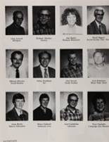1986 West Seattle High School Yearbook Page 166 & 167