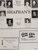 1986 West Seattle High School Yearbook Page 174 & 175