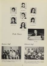 1965 Technical High School Yearbook Page 124 & 125