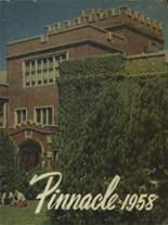 1958 Yearbook Glenbard High School