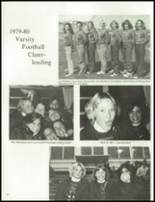 1980 Spring Lake High School Yearbook Page 32 & 33