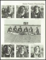 1980 Spring Lake High School Yearbook Page 34 & 35