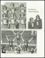 1980 Spring Lake High School Yearbook Page 36 & 37