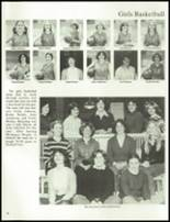 1980 Spring Lake High School Yearbook Page 42 & 43