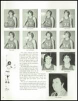 1980 Spring Lake High School Yearbook Page 62 & 63