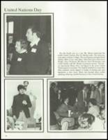 1980 Spring Lake High School Yearbook Page 86 & 87