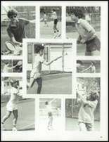 1980 Spring Lake High School Yearbook Page 104 & 105