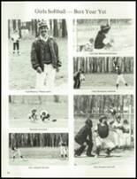 1980 Spring Lake High School Yearbook Page 106 & 107