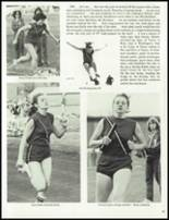 1980 Spring Lake High School Yearbook Page 110 & 111