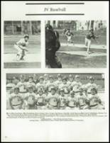 1980 Spring Lake High School Yearbook Page 116 & 117