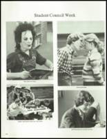 1980 Spring Lake High School Yearbook Page 128 & 129