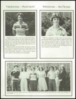 1980 Spring Lake High School Yearbook Page 132 & 133