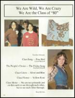 1980 Spring Lake High School Yearbook Page 148 & 149