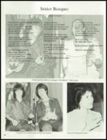 1980 Spring Lake High School Yearbook Page 152 & 153