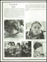 1980 Spring Lake High School Yearbook Page 162 & 163
