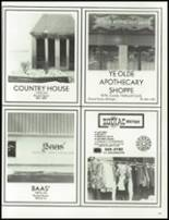 1980 Spring Lake High School Yearbook Page 206 & 207