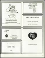 1980 Spring Lake High School Yearbook Page 222 & 223