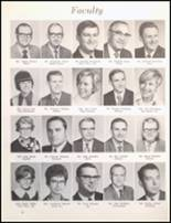 1971 Bangor High School Yearbook Page 14 & 15
