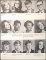 1971 Bangor High School Yearbook Page 18 & 19