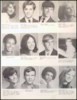 1971 Bangor High School Yearbook Page 20 & 21