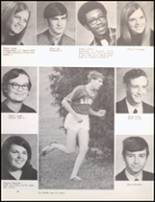 1971 Bangor High School Yearbook Page 24 & 25