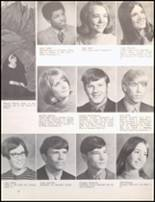 1971 Bangor High School Yearbook Page 26 & 27