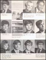 1971 Bangor High School Yearbook Page 28 & 29