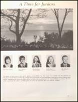 1971 Bangor High School Yearbook Page 30 & 31