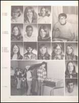 1971 Bangor High School Yearbook Page 38 & 39