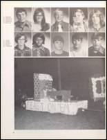 1971 Bangor High School Yearbook Page 42 & 43