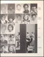 1971 Bangor High School Yearbook Page 50 & 51