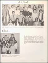 1971 Bangor High School Yearbook Page 82 & 83