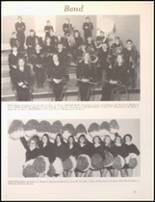 1971 Bangor High School Yearbook Page 86 & 87
