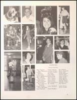 1971 Bangor High School Yearbook Page 88 & 89