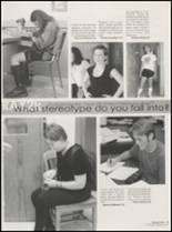 2000 W.B. Ray High School Yearbook Page 20 & 21