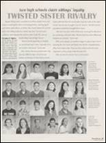 2000 W.B. Ray High School Yearbook Page 98 & 99