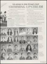 2000 W.B. Ray High School Yearbook Page 100 & 101