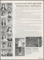 2000 W.B. Ray High School Yearbook Page 104 & 105