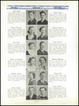 1936 Creston High School Yearbook Page 16 & 17
