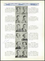 1936 Creston High School Yearbook Page 18 & 19