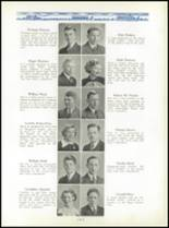 1936 Creston High School Yearbook Page 24 & 25