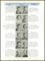 1936 Creston High School Yearbook Page 26 & 27