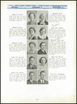 1936 Creston High School Yearbook Page 28 & 29