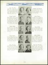 1936 Creston High School Yearbook Page 30 & 31