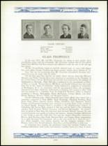 1936 Creston High School Yearbook Page 32 & 33