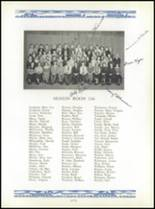 1936 Creston High School Yearbook Page 40 & 41